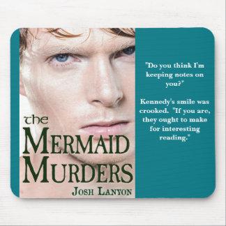 The Mermaid Murders mousepad #2