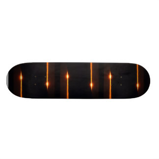 The Merry Christmas 18.1 Cm Old School Skateboard Deck