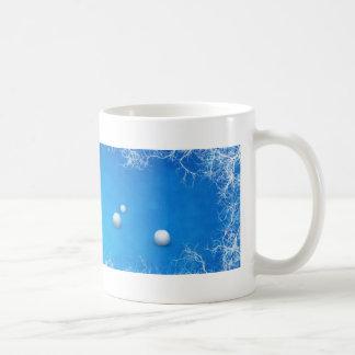 The Merry Snowman Basic White Mug