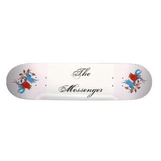 The Messenger 19.7 Cm Skateboard Deck