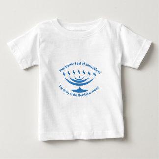 The Messianic Jewish Seal of Jerusalem Tee Shirts