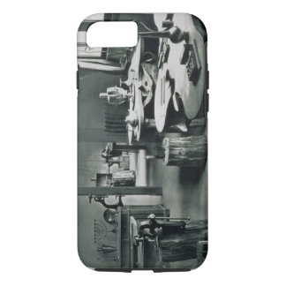 The Metal Workshop, from the Workshops of the Bauh iPhone 8/7 Case