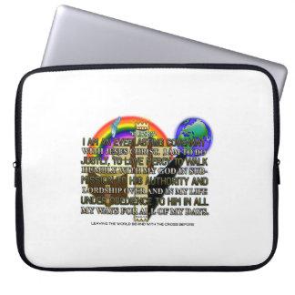 The Micah Seal Laptop Sleeve 1