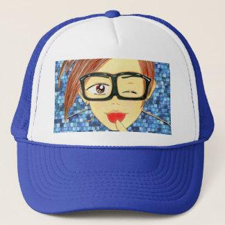 The Michael Trucker Hate Trucker Hat