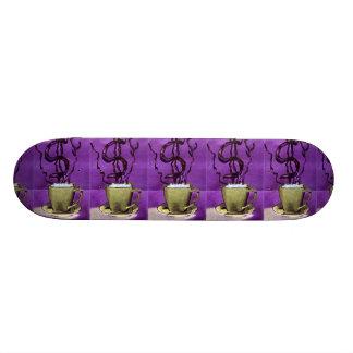 The Midas Cup Skateboard