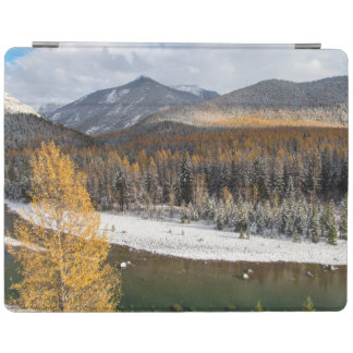 The Middle Fork Of The Flathead River iPad Cover