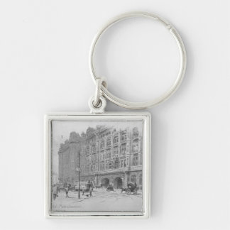 The Midland Hotel, Manchester, c.1910 Key Ring