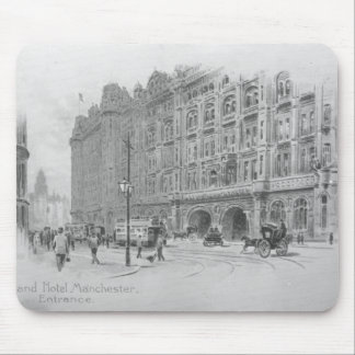 The Midland Hotel, Manchester, c.1910 Mouse Mat
