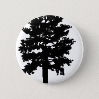 the midnight woods 6 cm round badge