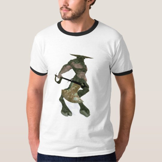 The Mighty Minotaur T-Shirt
