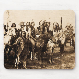 The Mighty Sioux Mouse Mat