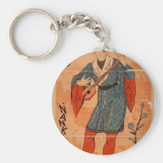 The MIKADO, 'Nankipoo' Retro Theater Key Ring