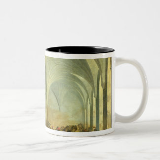 The Military Hospital of the French and Two-Tone Coffee Mug