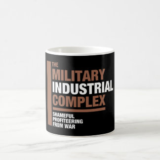 The Military Industrial Complex Basic White Mug