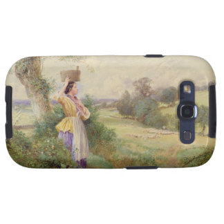 The Milkmaid, 1860 Samsung Galaxy S3 Cases