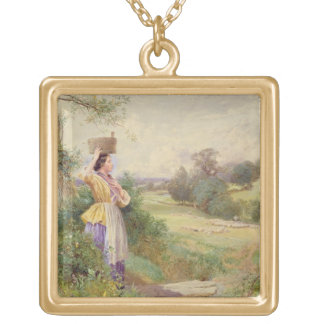 The Milkmaid, 1860 Necklaces