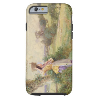 The Milkmaid, 1860 Tough iPhone 6 Case