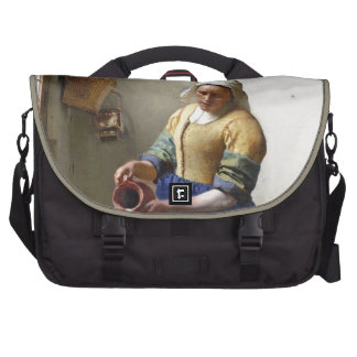 The Milkmaid, c.1658-60 (oil on canvas) Commuter Bag