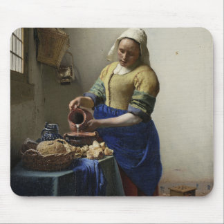 The Milkmaid In The Pantry Mouse Pad