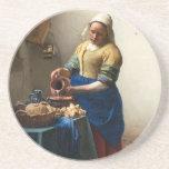 The Milkmaid, Jan Vermeer