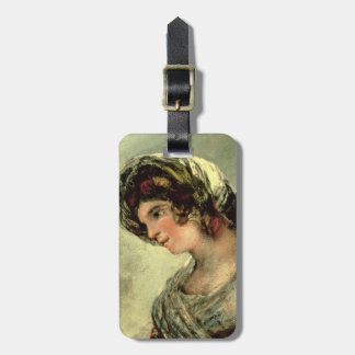 The Milkmaid of Bordeaux, c.1824 (oil on canvas) Luggage Tag