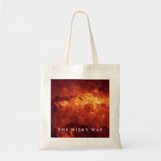 The Milky Way Budget Tote Bag