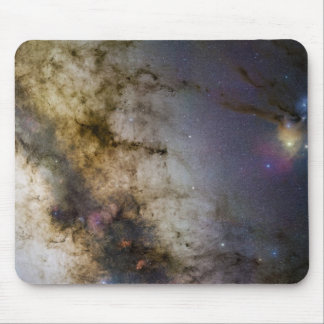 The Milky Way Galaxy Starscape Mouse Mat