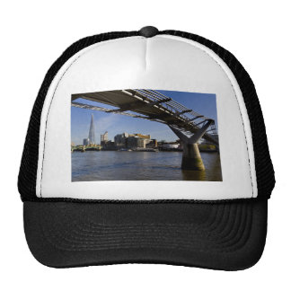 The Millenium Bridge Mesh Hats