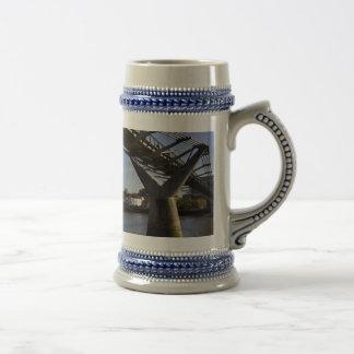 The Millenium Bridge Coffee Mugs