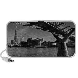 The Millenium Bridge iPhone Speaker