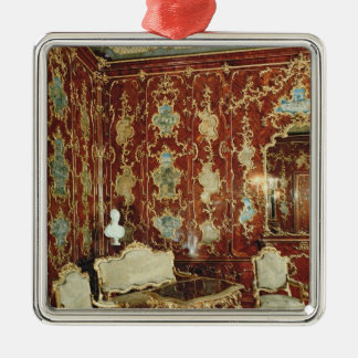 The Millionen Room panelled with fig wood inlaid Christmas Ornament
