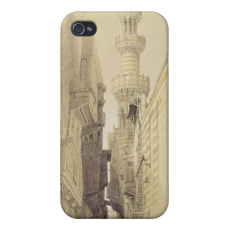 The Minaret of the Mosque of El Rhamree, Cairo, fr Case For The iPhone 4