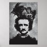 The Mind of Edgar Allen Poe Poster