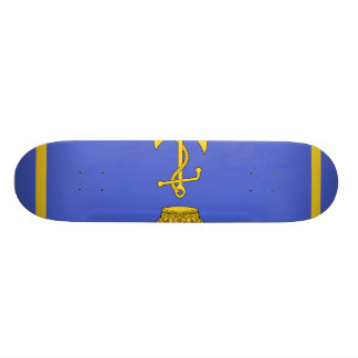 the minister the Regia Marina, Italy Skate Board