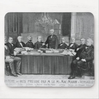 The Ministry Presided Over Mouse Mat