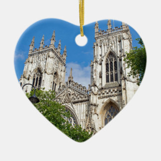 The Minster in York Christmas Ornament