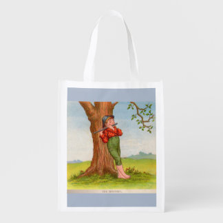 The Minstrel Reusable Grocery Bag