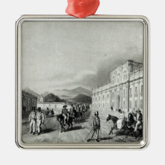 The Mint of Santiago Christmas Ornament