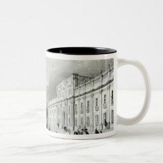 The Mint of Santiago Two-Tone Coffee Mug