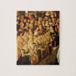 The Miracle of the Cross on San Lorenzo Bridge, de Jigsaw Puzzle