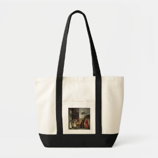 The Miracle of the Speech of the Newborn Child, 15 Impulse Tote Bag