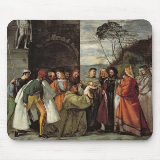 The Miracle of the Speech of the Newborn Child, 15 Mouse Pad