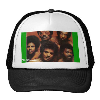 The Miracles featuring Billy Griffin Trucker Hat