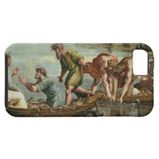 The Miraculous Draught of Fishes (cartoon for the iPhone 5 Cases