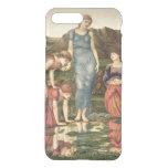 The Mirror of Venus, 1870-76 (oil on canvas) iPhone 8 Plus/7 Plus Case