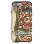 The Mirror of Venus, 1870-76 (oil on canvas) Tough iPhone 6 Case