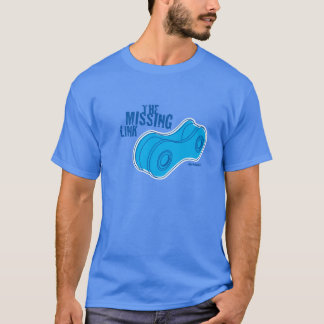 The Missing Link Bicycle Chain T-Shirt