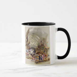 The Missr Tcharsky, or Egyptian Market, in Constan Mug