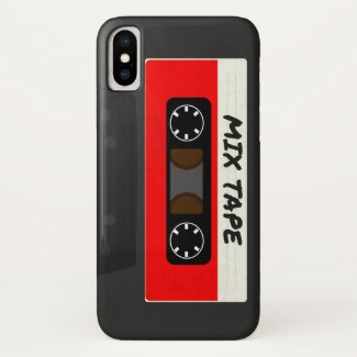 The Mix Tape Case-Mate iPhone Case