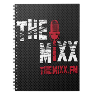 The MIXX Branded Notebook